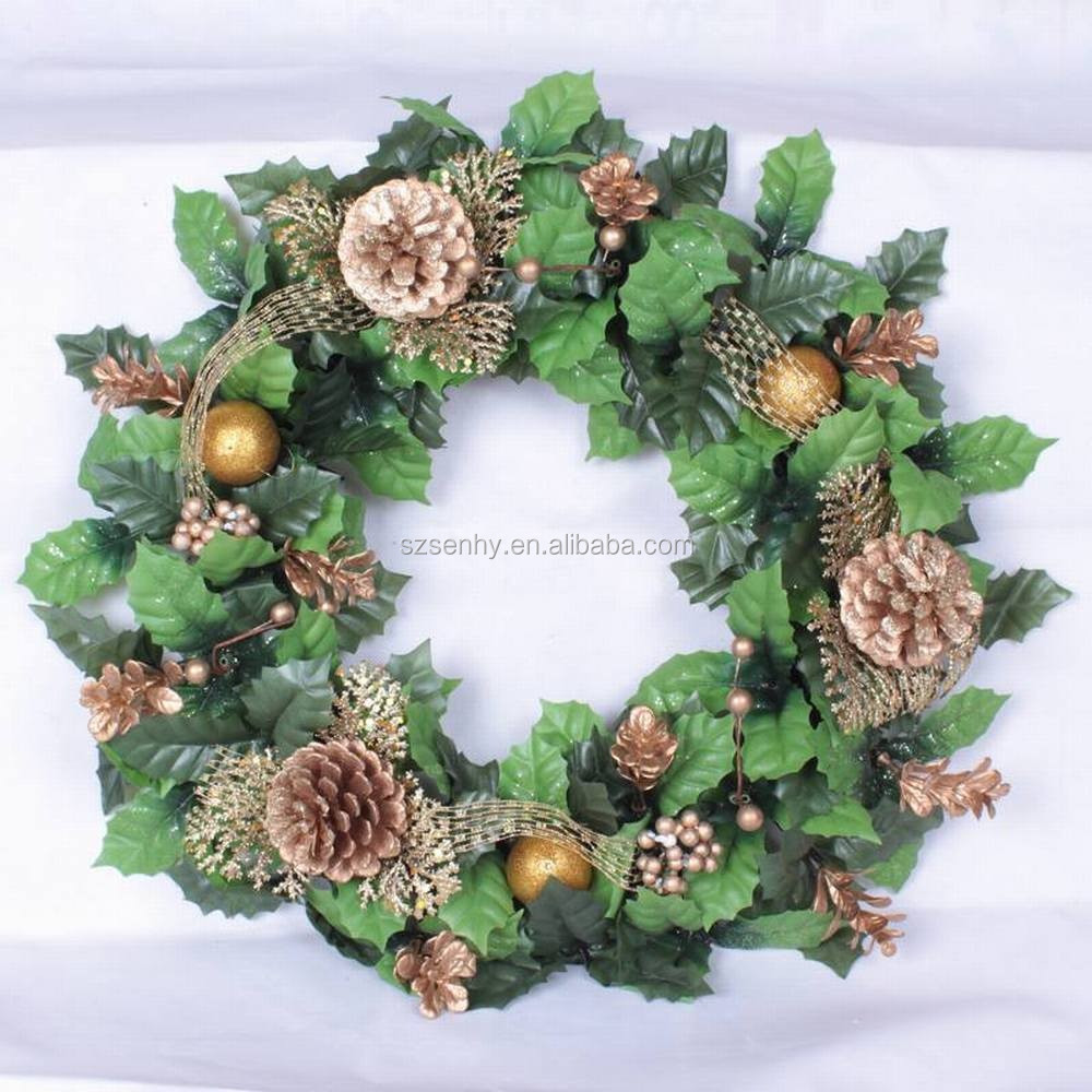 Cheap lighted outdoor christmas wreaths christmas wreaths for Led wreath outdoor