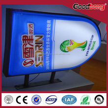 big size vacuum forming silk screen light box