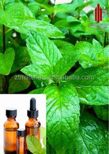 Peppermint Oil is used for repelling mosquitoes