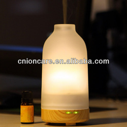 factory price aroma diffuser car air freshener glass bottle
