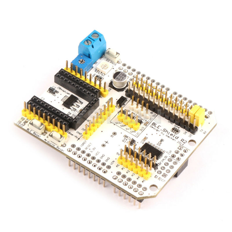 Stackable Bluetooth Shield V10 for Arduino