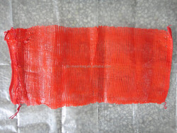 27x57 red PE& PP mesh bags for onion packing