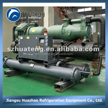 Industrial water screw chiller for sale