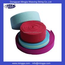 Wholesale custom knitted jacquard elastic tape for garment