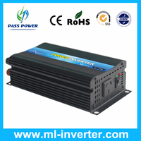 Factory Direct Selling High Quality off grid 5000w/5kw 12v 240v inverter dc ac power inverter pure sine wave one year warranty