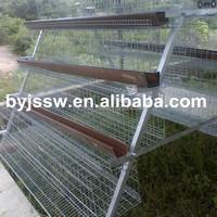 chicken cage welding machine/welded chicken cage wire mesh/chicken layer battery cage