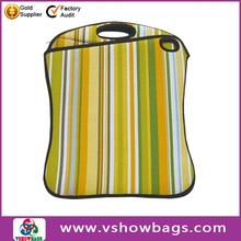 Factory wholesale light weight laptop sleeve,waterproof eco neoprene laptop bag