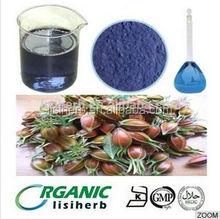 100% natrual pure powdered food coloring Gardenia fruit extract gardenia blue colorant