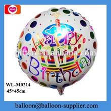 Sweet stuff globos de cumpleaños