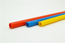 Yellow color for Thailand market PVC Tube pipe for Lighting Decoration 10mm