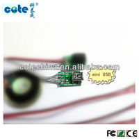 Video greeting card electric module component