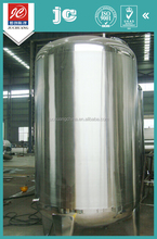 Professional stainless steel insulated anti-corrosive liquid storage tank aseptic liquid filing kit chemical engineering