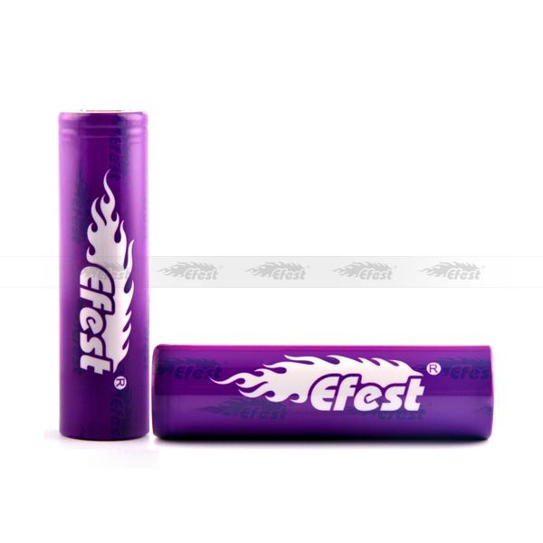 Efest roxo 18650 bateria enorme capacidade 3500 mah originais 18650 pk bateria efest 18650 ampères efest 3000 mah bateria