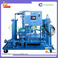 Good Service Vacuum Transformer Oil Purifier Operation