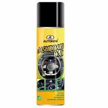 Car silicone wax dashboard polish spray for car care