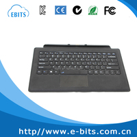 For Microsoft Surface 11.6 inch Pro tablet high quality pu leather keyboard case