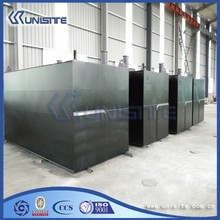 steel pontoon float for dredging and marine construction(USA004)