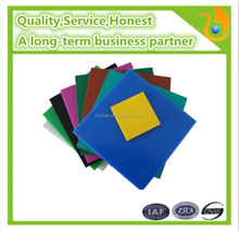 Brand new blue thick uhmwpe board with high quality
