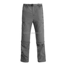 outdoor wear waterproof quick dry hiking climbing pants for men