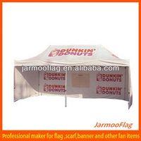 cheap trade show pop up tent carry bag