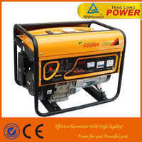 High quality single phase 4kva free electricity generator for sale