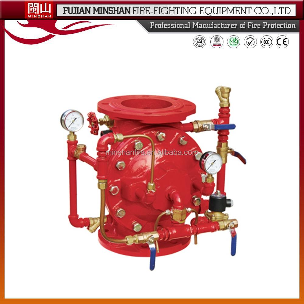 Пожаротушения deluge сигнализация клапан латунь клапан