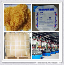 Water Treatment Cation Anion Mixed Bed Resin