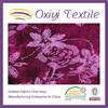 high quality hand feel Egypt soft flocked velvet