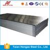 SGCC SGCH DX51D steel structure roofing tile Zinc coating corrugated sheet