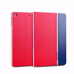 Mix color design flip Customize case for iPad 2 3 4