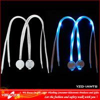 cheap items nylon fashionable Shoelace promotional custom waxed shoelace