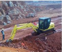 New and used mini excavator price for sale , atv remote control hydraulic excavator and parts , excavator bucket and joystick