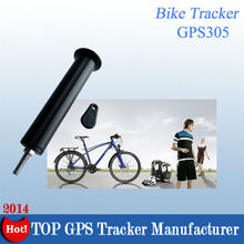 manufacture price GPS 305 Anti Theft Bicycle GPS Tracker Hidden Tracking