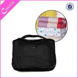 Promotional fashionable makeup case plastic zipper bags