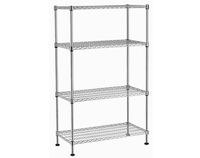 Good quality stainless steel storage shelf