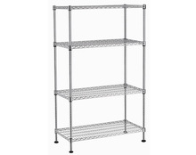 Good quality stainless steel storage shelf