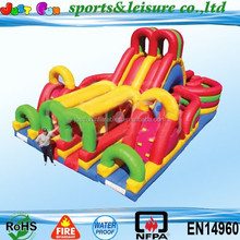 red inflatable fun city, inflatable fun city for sale, cheap fun city for kids