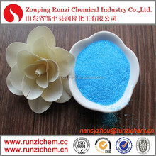 Free Sample Industry Use Textitle/Mining/Gold/Pigment/Leather Use Copper Sulphate Pentahydrate