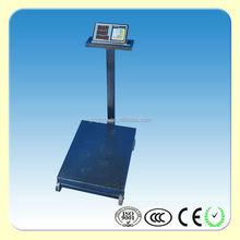 TCS 300kg LED Electronic Weighing Platform Wheel Scale