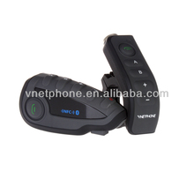 New V8-1200 5users motorcycle fm radio waterproof