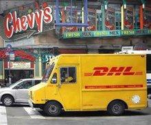 hongkong global express delivery service