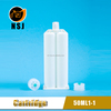 50ml 1:1 PPTwo Component Silicone Adhesive Cartridge in Industry