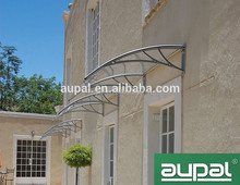 Trade Assurance, UK Outdoor Door window canopy Awning 1x5m Porch Shelter Patio Sun Rain Cover