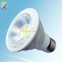 CSA CE RoHS C-tick dimmable 7W COB PAR20 led spotlight,7w led PAR light