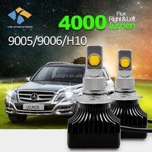 High Power high brightness 4000 LM LED headlight 9005 For CRV 2012