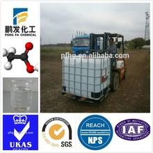 bulk acetic acid/Glacial acetic acid 99.8%/acetic acid market/ acetic acid glacial / purity 2%-100%