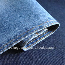 12oz 100% de algodón tela de mezclilla para hombres