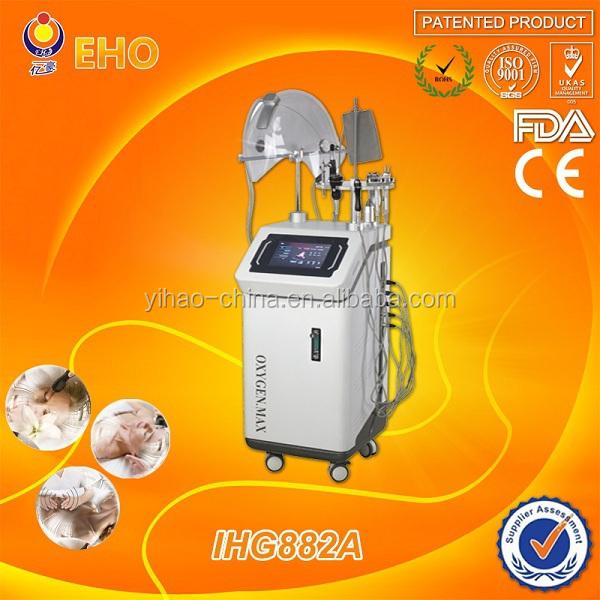 Health & beauty !!!IHG882A Multi-funtion skin rejuvenation oxygen facial machine