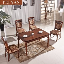 Wholesale price used restaurant dining table and chair