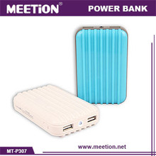 Hot Selling Luggage 8000mah Mobile Phone Power Bank For Promotional Gifts